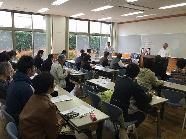 第181回 外壁の塗り替え講座 開催レポート 藤枝市生涯学習センター