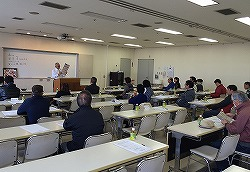 第183回 外壁の塗り替え講座 焼津市文化センター 開催レポート