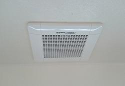 焼津市で浴室の換気扇取替工事をさせて頂きました