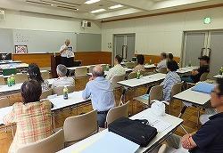 第197回・198回 外壁の塗り替え講座 藤枝市生涯学習センター