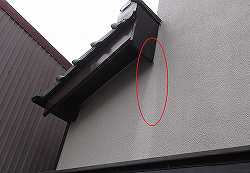 焼津市 外壁白化の補修塗装