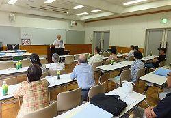 第244回 はじめての外壁塗装ながもちセミナー in藤枝市生涯学習センター