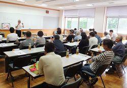 第268回 はじめての外壁塗装ながもちセミナーin藤枝市生涯学習センター