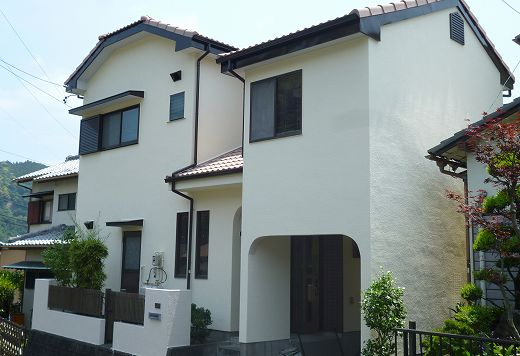 焼津市 外壁屋根塗装 近藤様 ガイナ塗装