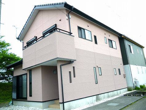 焼津市 外壁塗装 松下様 ガイナ塗装