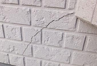 外壁のひび割れの正しい補修方法