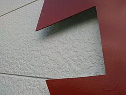 外壁の雨だれの除去方法