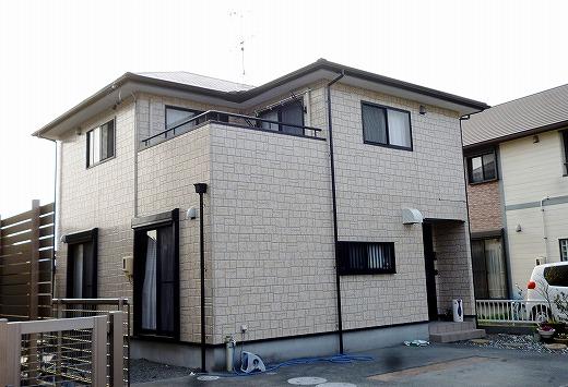 焼津市三和 外壁屋根塗装工事 T様