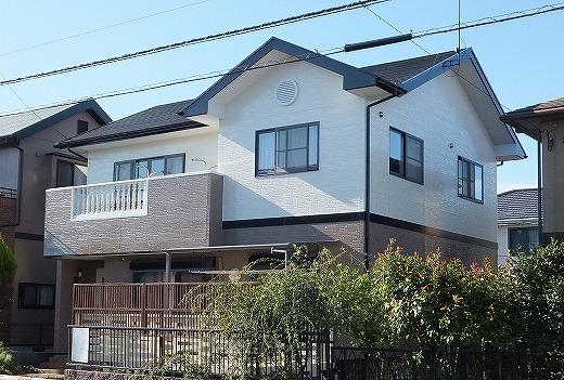 藤枝市 外壁屋根塗装工事 横山様