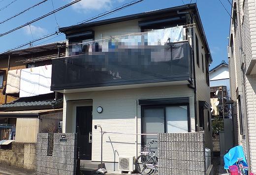 島田市本通 外壁屋根塗装工事 M様