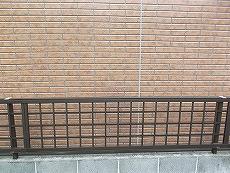 【藤枝市】外壁補修部分の一年後