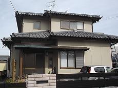 【焼津市】外壁塗装施工6年後の点検