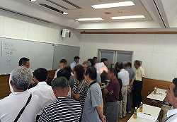 第199回 家の塗り替えセミナーin藤枝市生涯学習センター