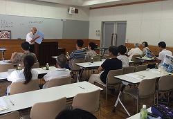 第202回 家の塗り替えセミナーin藤枝市生涯学習センター
