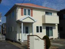 吉田町 ガイナ外壁屋根塗装工事 A様邸