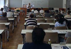第254回はじめての外壁塗装ながもちセミナーin藤枝市生涯学習センター