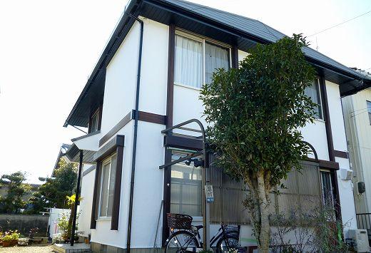 藤枝市 外壁屋根塗装 H様 ガイナ塗装