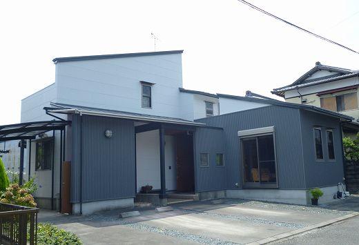 焼津市 外壁屋根塗装 N様 ガイナ塗装