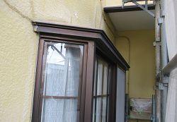 出窓雨漏り補修