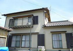 【静岡市葵区】外壁塗装工事完了現場